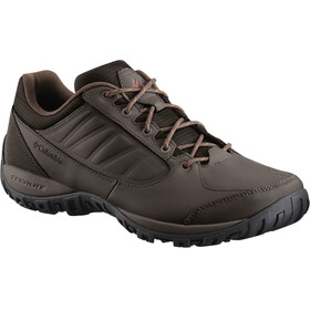 Columbia Ruckel Ridge Shoes Men, cordovan/rusty